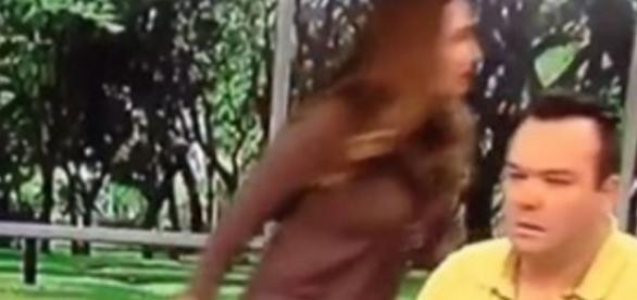 Sônia Abrão abandona programa ao vivo