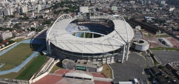 Stadionul Olimpic din Rio. Foto. bbc.com