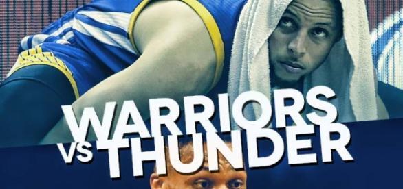 Warriors vs Thunder juego 6 de la final de conferencia