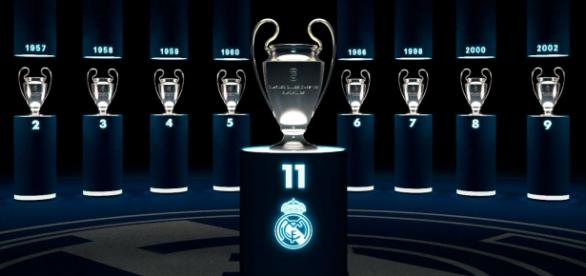 11 Copas de Europa ha conquistado el Real   Foto: Real Madrid.