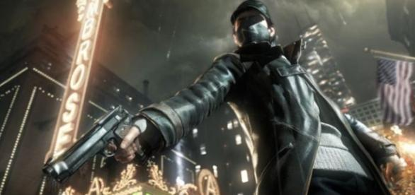 An early promotion for Watch_Dogs. Credit: Watch_Dogs Wiki