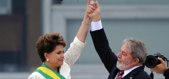 Áudio vazado compromete relação entre Lula e Dilma