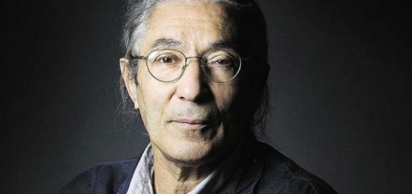 """Boualem Sansal, algierski pisarz, autor książki """"2084. Koniec świata"""""""