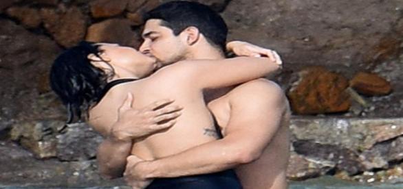 Demi Lovato e Wilmer Valderrama juntos