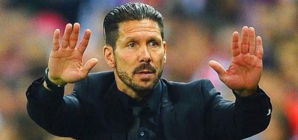 Diego Simeone deixou futuro em aberto