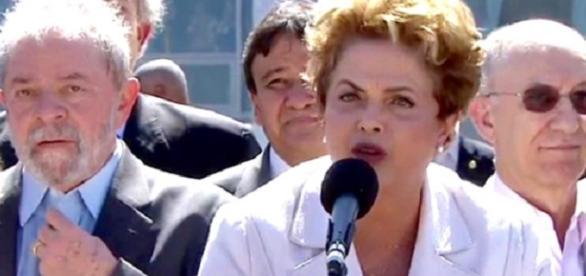 Dilma acredita na sua volta à Presidência da República.