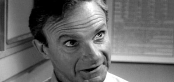 'Dr. Smith', ator Jonathan Harris: 'Oh dor! Oh dor!' Foto créditos: Bob Lovelock