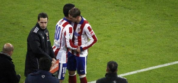 La réaction de Diego Simeone après la finale