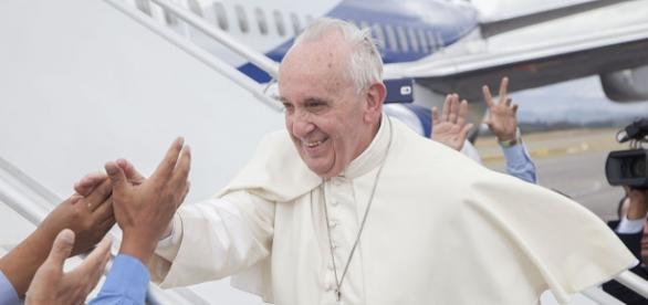 Las personalidades de YouTube fueron invitadas al Vaticano procedentes de seis continentes