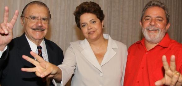Lula cofessa a Sarney que Dilma foi seu maior erro