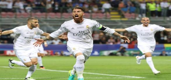 Sergio Ramos, o zagueiro predestinado