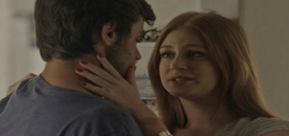 Eliza vai morar em Paris com Arthur