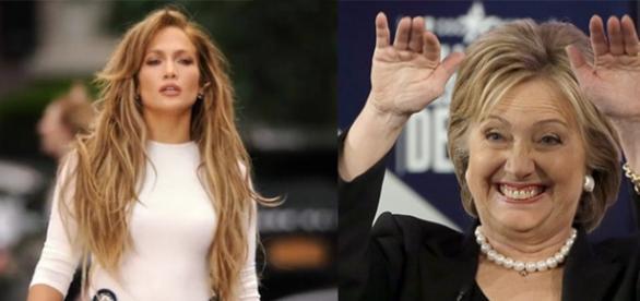 Jennifer Lopez usa discurso de Hillary Clinton em novo clipe