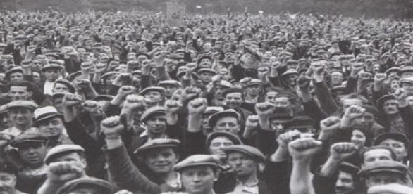 Le front populaire : un vent de liberté pour les travailleurs du pays