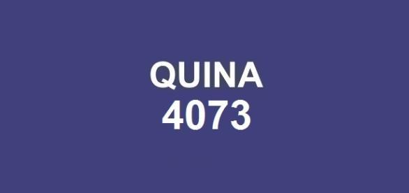 Prêmio de R$ 500 mil sorteado na Quina 4073; Sorteio realizado nessa segunda-feira.