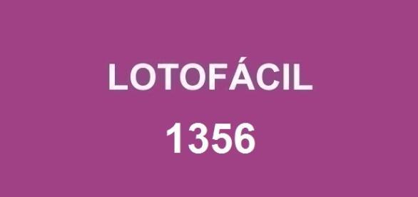 Resultado da Lotofácil 1356; Sorteio realizado no Espaço Caixa em SP.