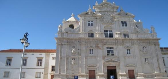 Sé Nova de Coimbra é um templo com história e com muita arte