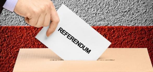 Sondaggi referendum costituzionale.