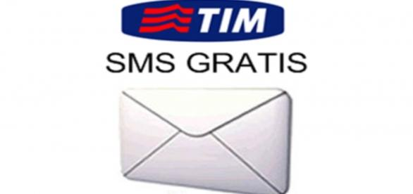 TIM libera o envio de SMS para seus clientes