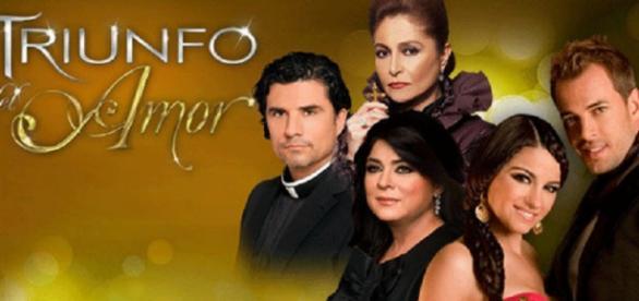 Triunfo do Amor é a novela perfeita para o SBT.