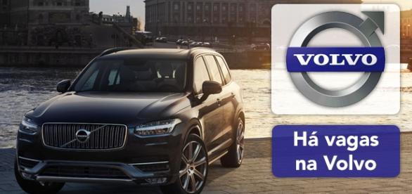 Volvo está contratando em todo o mundo - Foto: Reprodução Volvocars