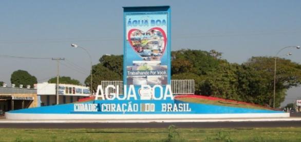 Água Boa no Mato Grosso oferece inúmeros cargos de trabalho