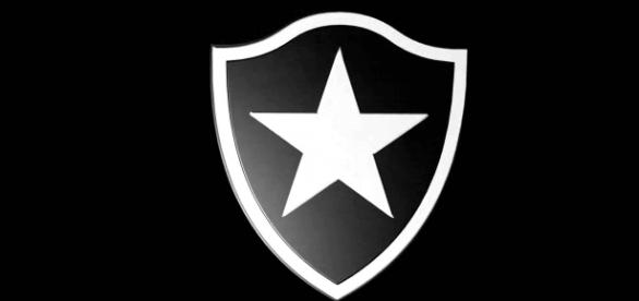 Brasão do Botafogo, o grande Alvinegro carioca