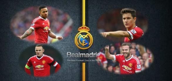 El Real Madrid estaría interesado en un jugador del Manchester United