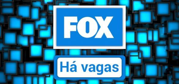 FOX está contratando, canal americano tem oportunidades em vários países