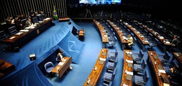 Legislativo possui maior quantidade de comissionados (Foto: Fabio Rodrigues Pozzebom/Agência Brasil)