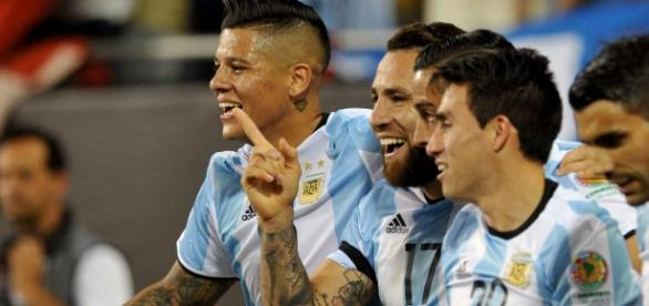 Seleção Argentina goleia e se classifica para as quartas de final da Copa América