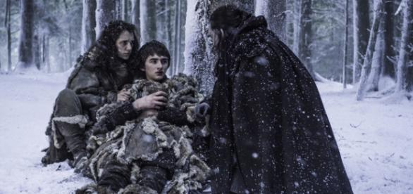 Uncle Benjen retornou no sexto episódio de GOT (Foto: HBO)