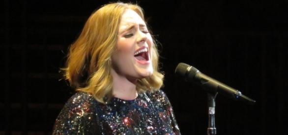 Adele in der Genting Arena, März 2016