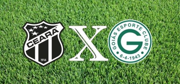 Ceará x Goiás: campanhas irregulares na Série B