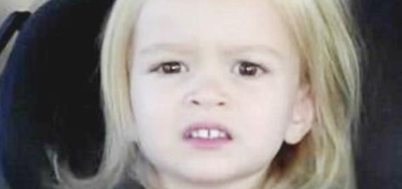Chloe: Figura famosa na internet usada em memes polêmicos.