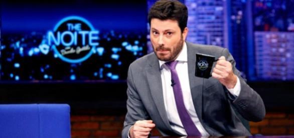 """Danilo Gentili falou da """"importância"""" da opinião alheia (Divulgação/SBT)"""