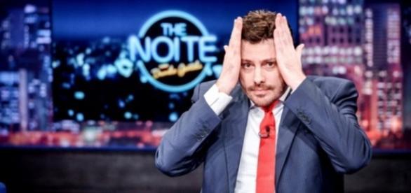 Danilo Gentili fez piada envolvendo estupro em 2012 (Divulgação / SBT)