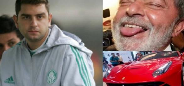 Filho de Lula recebeu dinheiro suspeito