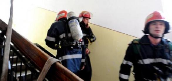 Incendiu în Penitenciarul din Craiova