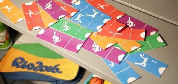 Ingressos para os Jogos Rio 2016
