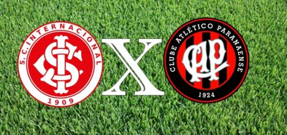 Inter x Atlético-PR terá transmissão na TV e online