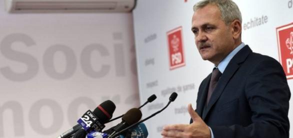 Liderul PSD, Liviu Dragnea. Foto: Facebook