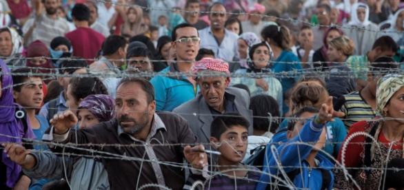 Milhões de refugiados têm entrado na Europa