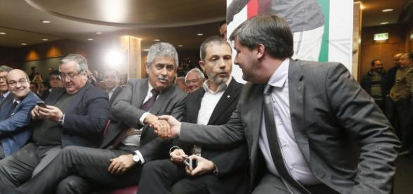 Benfica e Sporting têm uma enorme rivalidade