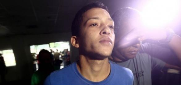 Preso o jogador suspeito de estuprar a jovem de 16 anos