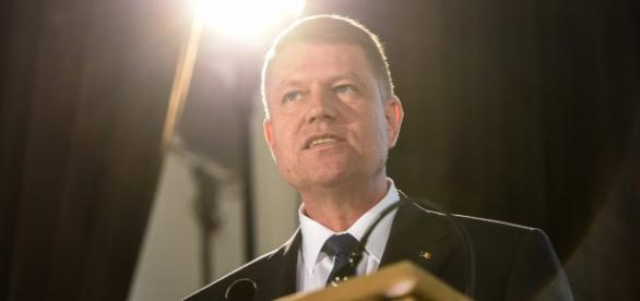 Șeful statului, Klaus Iohannis. Foto: Facebook