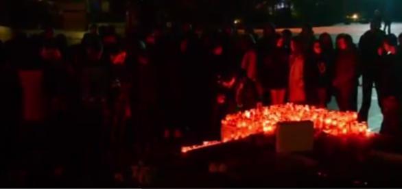 Comemorare victime incendiu #Colectiv