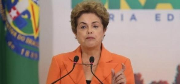 Dilma em discurso do Plano Safra - Foto/Reprodução