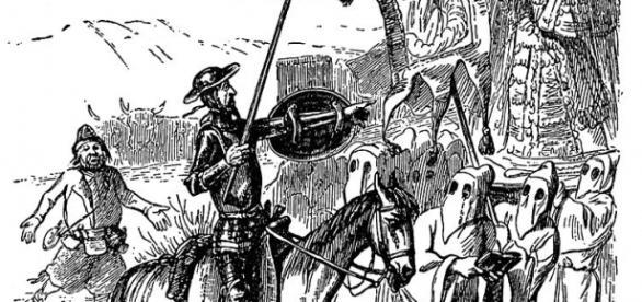 Don Quichotte par Gustave Doré