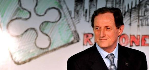 L'ex vicepresidente della Regione, Mario Mantovani